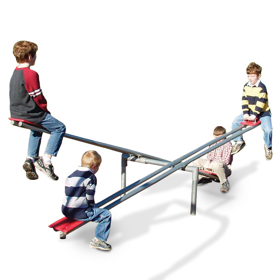 See Saw 2 4 6 8 Or 12 Seat By Sportsplay Aaa State