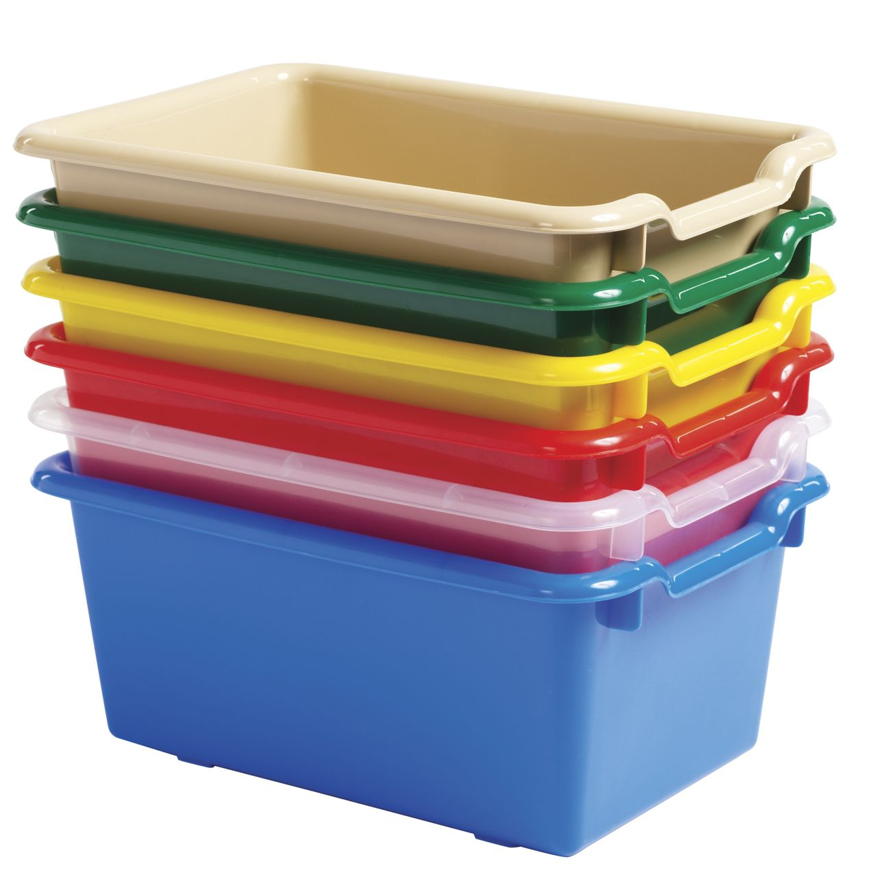 Ecr4kids Scoop Front Storage Bins 10 Pack Aaa State Of