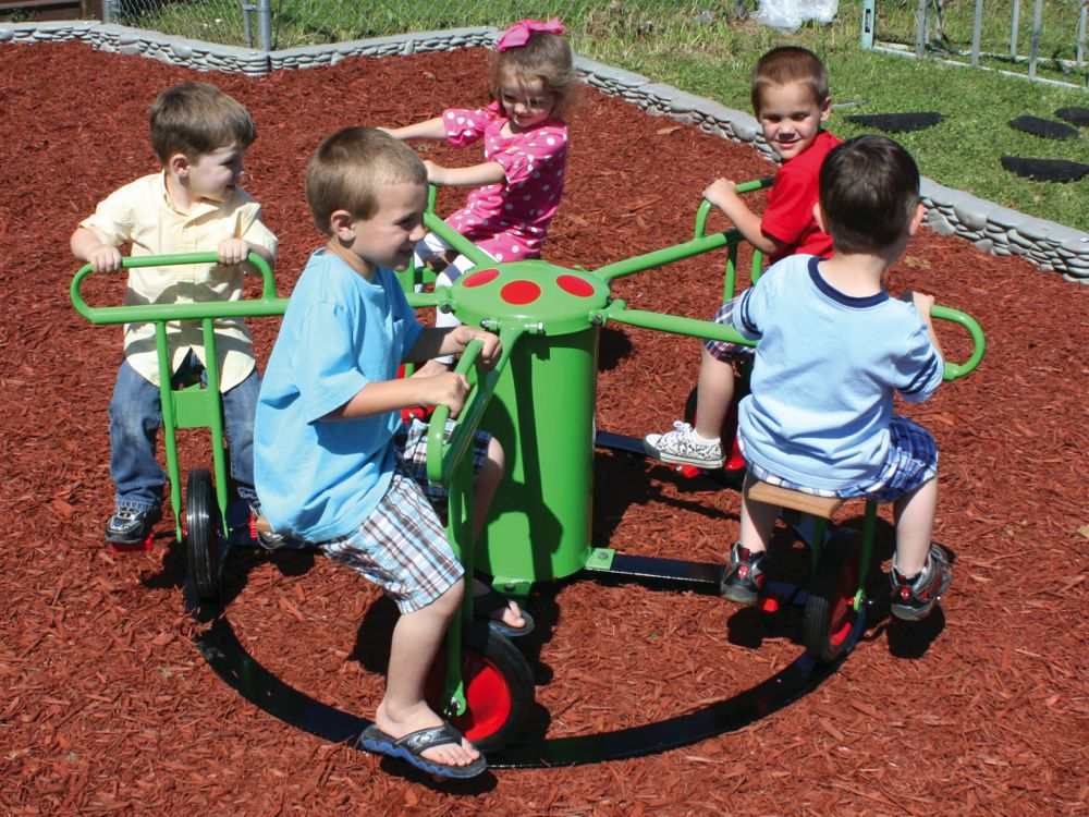 Circle Cycle And Merry Go Round For Early Childhood 4 And