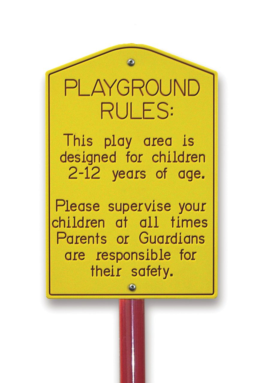 Age Appropriate Sign By Childforms Signs Amp Site